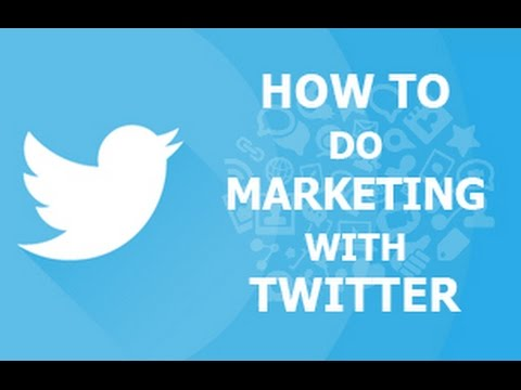 Effective Use of Twitter in Digital Marketing in 2019