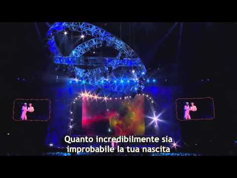 Galaxy Song LIVE - Monty Python live mostly (SUB ITA)