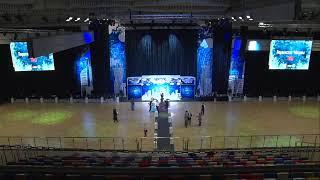 Официальные соревнования Танцевальный спорт  27.02.2021