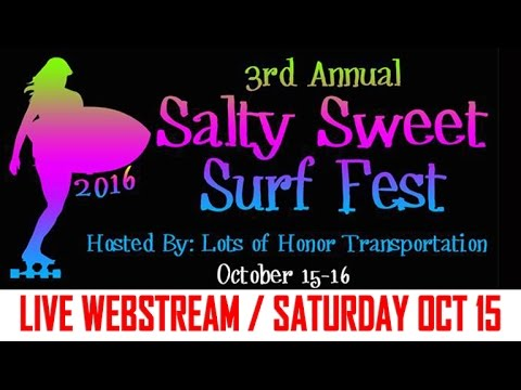 3rd Annual Salty Sweet Women's Pro/Am Hosted by Lots of Honor Transportation  / Saturday