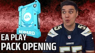 EA Play Pack Opening | Madden 18