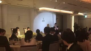 """歌がうますぎる女子高生""""鈴木瑛美子が、友人の結婚式にきた、そして、、、サプライズが!"""