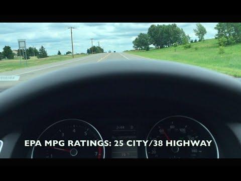 2016 Volkswagen Passat TSI Fuel Economy Test: 40+ MPG!