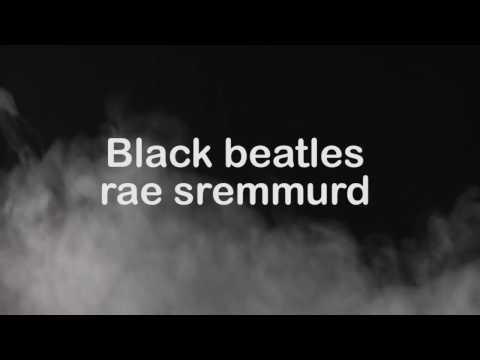 black beatles subtitulada al español