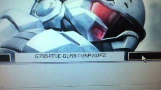 Crysis warhead key code