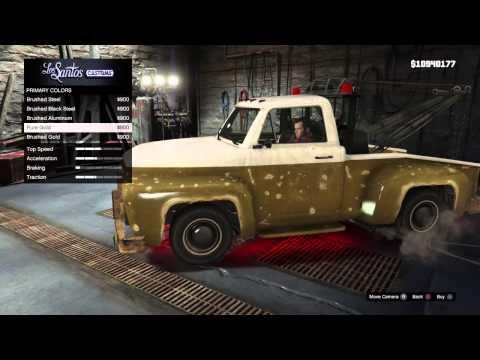 GTA 5 Ilginc Modifisi 9 [ Cekici Arabasi ]