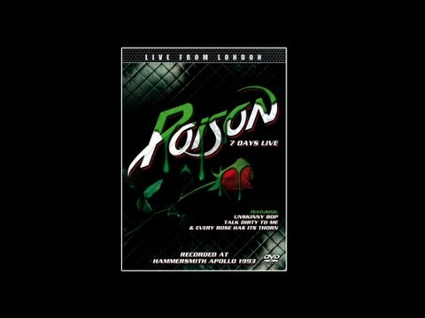 Poison  - Something To Believe In