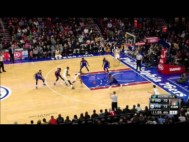 Top 10 NBA Plays: January 10th