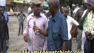 Zacle Babababwe parle du festival King Kester