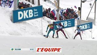 Fourcade revient de loin - Biathlon - CM (H)