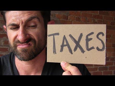 T Shirt Design Contest & HORRIBLE Tax Advice | Tiege Hanley VLOG 082
