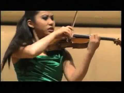 Sarah Chang Bruch Violin Concerto 3rd Movement