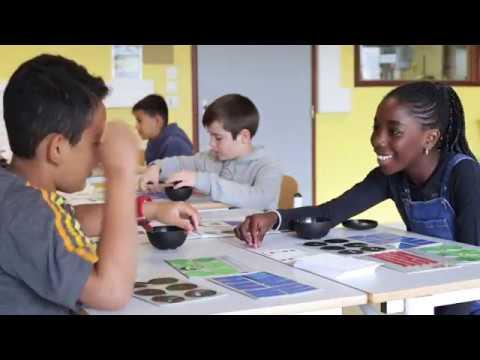Des enseignants de mathématiques utilisent le jeu pour l'apprentissage des fractions en 6e