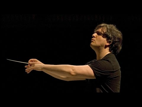 Antonio Pappano conducts the William Tell Overture wearing a GoPro