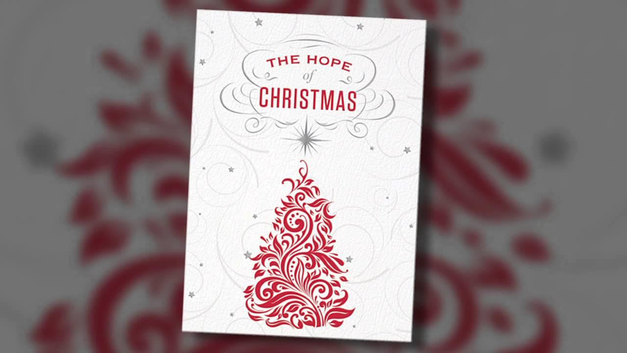 The Hope of Christmas Trailer - YouTube