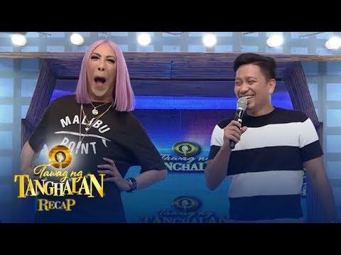 Wackiest moments of hosts and TNT contenders   Tawag Ng Tanghalan Recap   June 17, 2019
