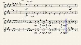 Download Saxophone Duet - Queen - Bohemian Rhapsody Mp3 and Videos