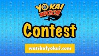 Watch of Yo-kai Giveaway!