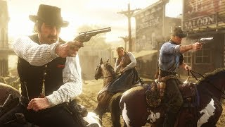 Our Thoughts On Red Dead Online ft. SpawnWaveMedia - H.A.M. Radio Podcast Ep 171