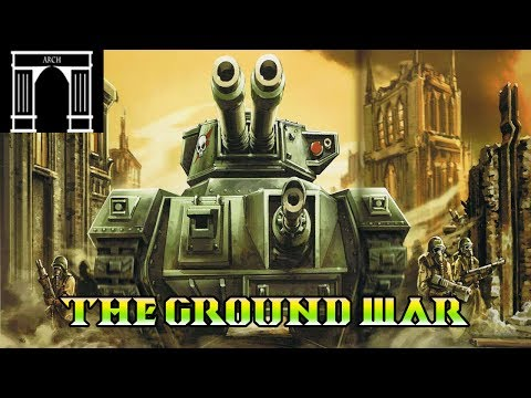 40k Lore, The War For Armageddon, 2nd Ork Invasion, Ground War