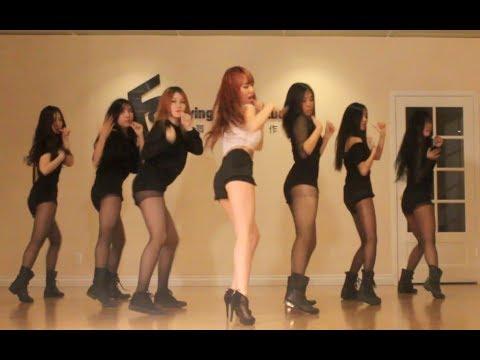Jun Hyosung Good Night Kiss Kpop Dance Cover By Flying Dance Studios Youtube