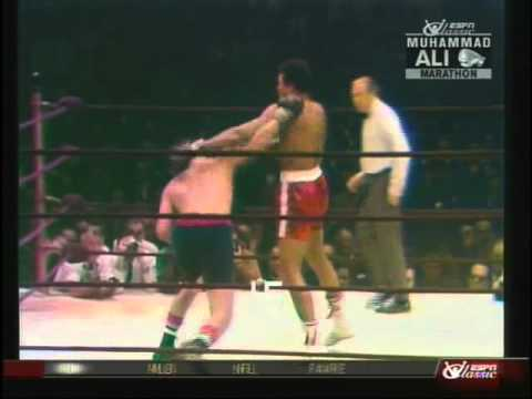 Muhammad Ali vs Oscar Bonavena - Des. 7, 1970 - Entire fight - Rounds 1 - 15 & Interviews
