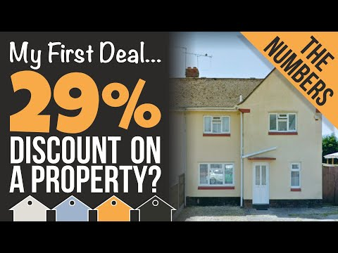 My First BMV Property | A 29% Below Market Value Property Investment UK!