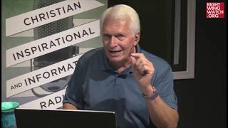 RWW News: Bryan Fischer Says Violence In Charlottesville Was A Clash 'Between The Left And The Left'