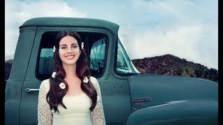 Lana Del Rey (feat. The Weeknd) - Lust For Life (Empty Arena)