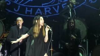 PJ Harvey - The Glorious Land. live @Release Athens 2016