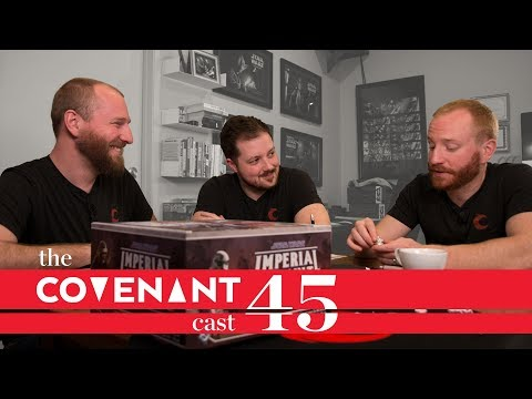Technology In Tabletop | The Covenant Cast - Episode 45