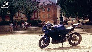 Najszybszy motocykl 125 na prawo jazdy B? Yamaha YZF-R 125 2019 | Jednoślad.pl