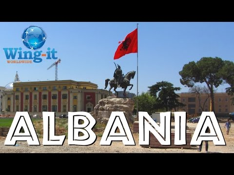 Travel Report:  Visiting Tirane, Albania