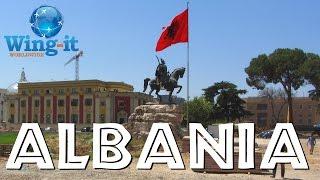 Travel Report:  Visiting Tirane, Albania