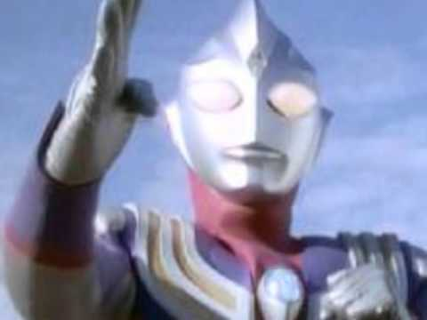 ultraman tiga theme song