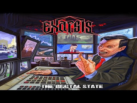 Exarsis - Mind Poisoning  {Thrash Metal} (The Brutal State)