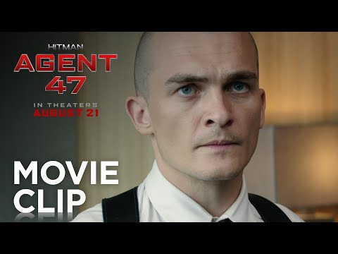 "Hitman: Agent 47 | ""Hotel Fight"" Clip [HD] 