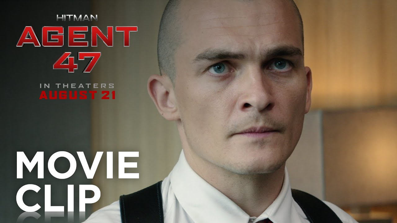 Hitman: Agent 47 - Hotel Fight - Movie clip - Times of India