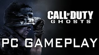 Call of Duty: Ghosts 1080p Full HD PC Gameplay On MSI GTX580 Lightning Edition