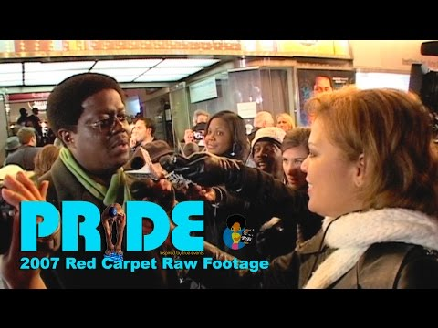 Pride - Philly Red Carpet Raw Footage (2007)