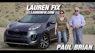 2016 Kia Sportage: His Turn - Her Turn Car Review