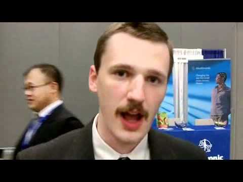 BMES 2010 interview with Timothy Snowden