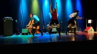 """Presentación en F3! - """"Full Freak Fest"""" 04/05/2013 Members: Ishikaw..."""