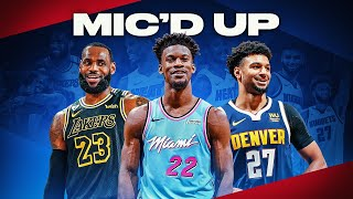 The Best Sounds From NBA Restart | 🗣 Mic'd Up