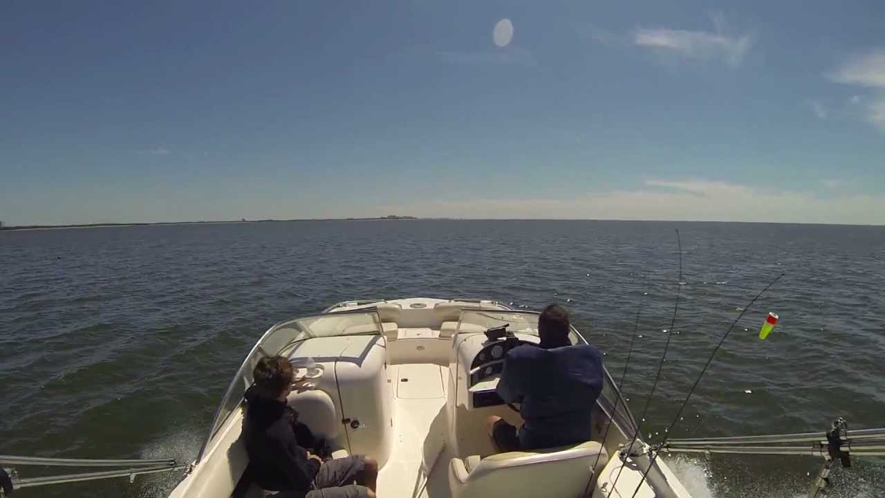 Boating fishing in cape coral florida gopro hero 3 on for Cape coral fishing report