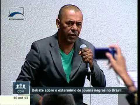 O Brasil sofre de 'guetofobia', afirma GOG cantor de rap