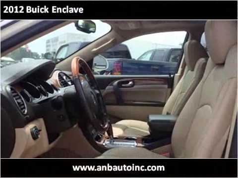 2012 Buick Enclave Used Cars Roseville Mi Youtube