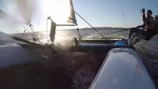 Catamaran 2016 Season - GoPro - (nosedive)