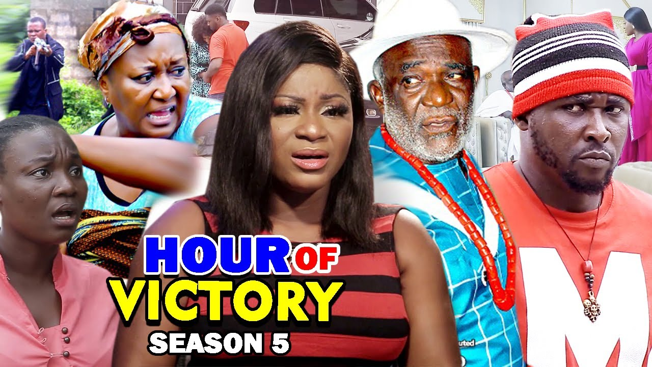 Download HOUR OF VICTORY SEASON 5 - Destiny Etiko 2020 Latest Nigerian Nollywood Movie Full HD