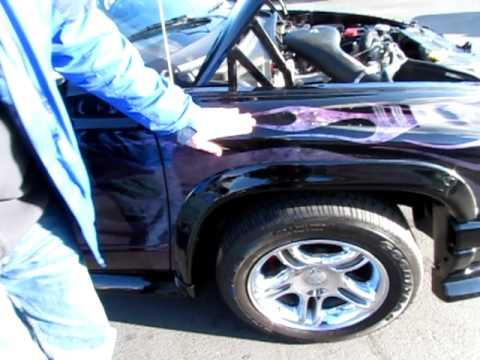 2003 Dodge Dakota Pick Up With Built 5 9 L Engine And 5